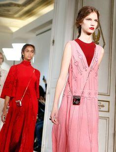Paris Fashion Week is all about feel-good fashion.