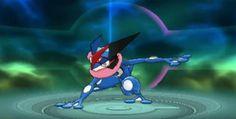 Transferir al Ash-Greninja en Pokémon Sun & Moon