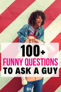 this is such a good list of funny questions to ask a guy! I just started dating this guy and wanted to find some good questions to spark funny conversations and these were perfect