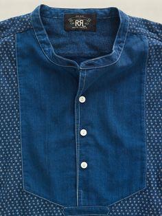 Dot-Print Cotton Pullover - See All  CONCEPT_SHOP_2 - RalphLauren.com