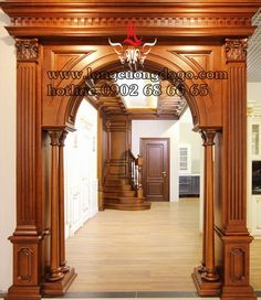 Trendy Ideas For Main Entrance Door Paneling Room Door Design, Door Design Interior, Main Door Design, Wooden Door Design, House Design, Arched Doors, Panel Doors, Windows And Doors, Wooden Arch