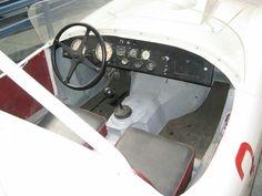 ZIL - 112, interior, 60s  Soviet union