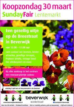 Koopzondag 30 maart 2014 Beverwijk