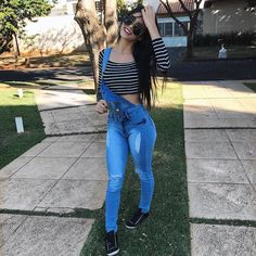 "6,925 Likes, 101 Comments - BABI RIZZA (@babiiriizza) on Instagram: ""Macacão lindo da @loja.rosamorena ✨"""