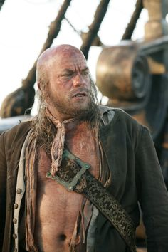Lee Arenberg in Pirates of the Caribbean: At World's End (2007)