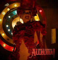 Emilie Autumn InterView: Alleluia! The Devil's Carnival