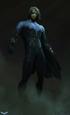 Nightwing by Adnan Ali *