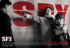 """SPY"" Kim Jaejoong, Bae Jong-ok, & Yu Oh-seong; Charisma Clash forewarning 'Posters revealed'"