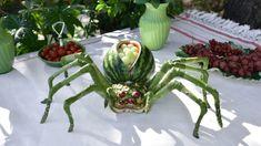 Arachnid Fruit Salad