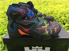 wholesale dealer d537c 2bbe6 Size  40---47.5. Ralf Pan · Nike Lebron XIII ...