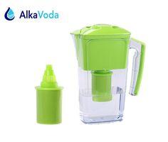 AlkaVoda (@AlkaVoda) | Twitter Alkaline Water Pitcher, Alkaline Water Filter, Water Filter Pitcher, Water Bottle, Alkaline Water Ionizer, Hydrogen Water, Shower Filter, Water Pitchers, Filters