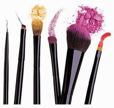 Limpiar brochas y pinceles de maquillaje
