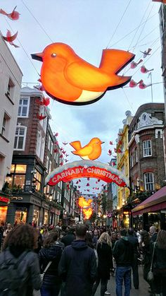 Carnaby Street Christmas lights Store Window Displays, Carnaby Street, The Birth Of Christ, Joy To The World, Christmas Traditions, Wonderful Time, Christmas Lights, Fair Grounds, Around The Worlds