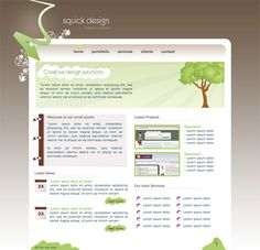 High Quality Free Web Templates and Layouts