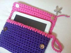 bolso de mano,cartera de trapillo o funda tablet 7