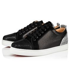 Casual Shoes, Christian Louboutin, Leather, Men