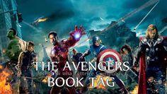 Atelier di una Lettrice Compulsiva: The Avengers Book Tag