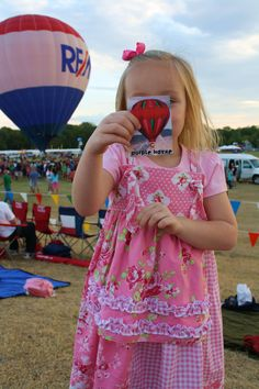 Plano Balloon Festival - Plano, Texas
