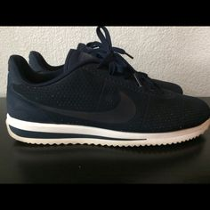 buy popular 57bed c18ec Nike Shoes   Nike Cortez Ultra Moire   Color  Blue   Size  10.5