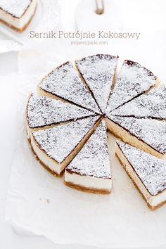 Sweet Cheese Recipe, Cheese Recipes, Cake Recipes, Cooking Recipes, Coconut Cheesecake, Cheesecake Pie, Cheesecakes, Food Styling, Nom Nom
