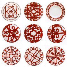 Hermès porcelaine