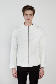 {Lumen Et Umbra / 01 clothing / 07 outerwear / 01 jacket} Abaca Jacket