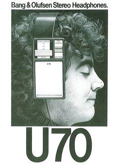 Headphone U70