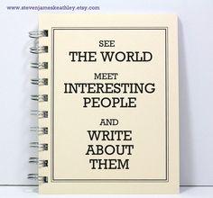 Journalism of dreams...