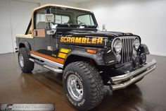 1983 Jeep Scrambler - Classic Car Liquidators You are in the right place about cars classic Here we offer you the most beautiful pictures about the ca Car Images, Car Photos, Car Pictures, Jeep Cars, Bmw Cars, Jeep Scrambler For Sale, Scrambler Motorcycle, Old Jeep, Car Hacks