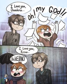 forever fuken repin cause this is the greatest comic of sekaiichi hatsukoi of all time