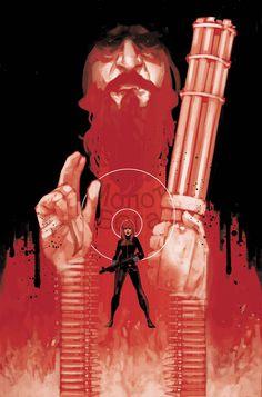 PHIL NOTO - Black Widow #4