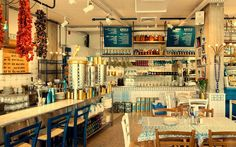 GRECO Restaurant by Dan Troim