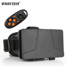 """Find More 3D Glasses/ Virtual Reality Glasses Information about VR Box Xiaozhai 1S Google Cardboard 3D Glasses Virtual Reality Headset For 3.5~6"""" Smartphone + Bluetooth Controller 3D 101,High Quality glasses lens,China glasses usa Suppliers, Cheap glasses hook from UNIFISH Store on Aliexpress.com"""