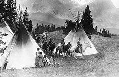 Blackfoot Indians. (Google.ca)
