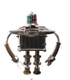 Gordon Bennett robot