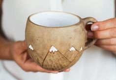 Mountains Mug