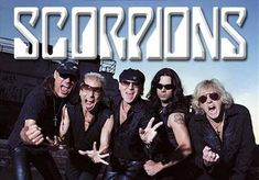 Collection: SCORPIONS BAND : BIOGRAPHY