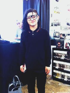 Sonny just standing around, probably not even aware he's being all cute and stuff.