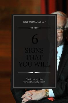 Successful people have a lot in common. They have certain personalities which are essential! Here are six signs you are going to be successful: Successful People, Lifestyle Blog, How To Become, About Me Blog, Articles, Good Things, Rock, Signs, Business