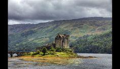 El castillo Eilean Donan en Ecosse. (Foto: huffingtonpost.es)