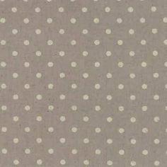 Moda Linen Mochi Dot Putty