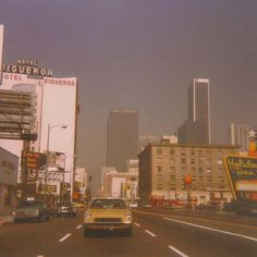 "electricwest: "" Time travelin' L.A. 1977 #electricwest #70s #losangeles """