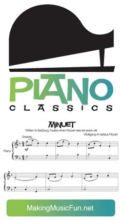 Minuet, K.2 by Composer Wolfgang Amadeus Mozart   Print and Download Free Easy Piano Sheet Music (Digital Print) Format:PDF Pages:2 Print Sheet Music, Easy Piano Sheet Music, Piano Music, Music Music, Piano Lessons, Music Lessons, Free Printable Sheet Music, Best Digital Piano, Christmas Sheet Music