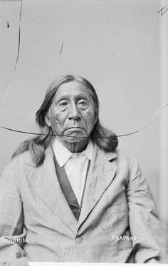 Little Raven - Arapaho - 1880