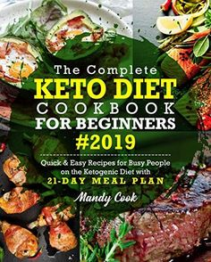The Complete Keto Diet Cookbook For Beginners Quick & Easy Recipes For Busy People. Do you want to go keto, but don?t know where to start? They are designed to guide you every step of the way in order to prepare the best keto foods ever. Keto Foods, Ketogenic Recipes, Diet Recipes, Healthy Recipes, Easy Recipes, Amazing Recipes, Cooking Recipes, Cookbooks For Beginners, Recipes For Beginners