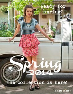 SPRING IS IN at Mata Traders. #fairtrade #fashion
