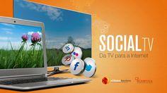 """Você sabia que 86% dos brasileiros gostam de comentar nas redes sociais sobre o conteúdo que assistem na TV? O estudo """"Social TV – Da TV para a Internet"""" traz essas e muitas outras informações interessantes! Dá uma olhada!"""