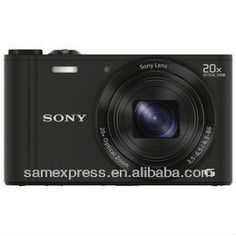 Sony Cyber-Shot WX300 Digital Camera