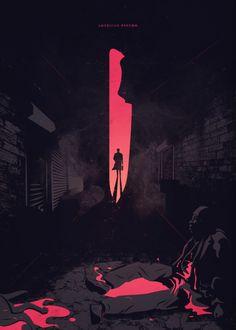 American Psycho by Chris Moran