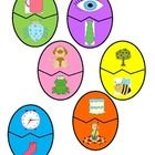 Great literacy center for rhyming! There are 18 eggs that the students can match to make rhyming sets.  Enjoy! ...